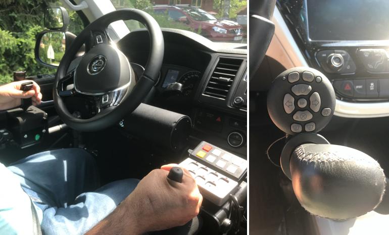 Handicaptilpasset kjøreopplæring